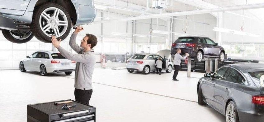 Tilstandstjek - Audi Servicepartner Herning